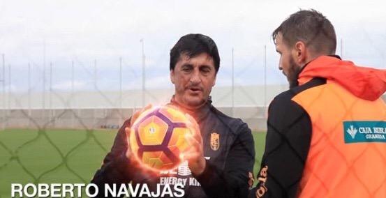 ZeroGravity Roberto Navajas